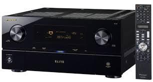 AV Receiver Amplifier